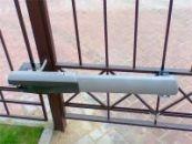 Привод для распашных ворот от dom-stroy.com